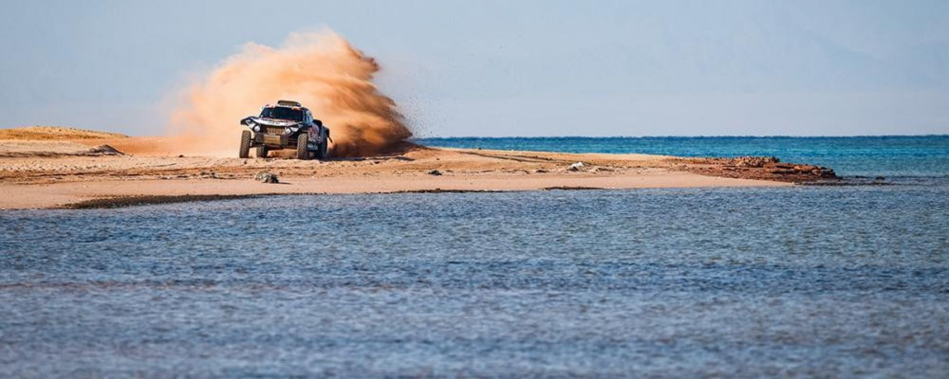 Dakar 2021, Stephane Peterhansel (Mini)