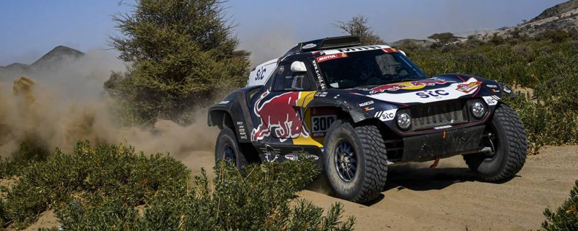 Dakar Auto 2021: Carlos Sainz (Mini)