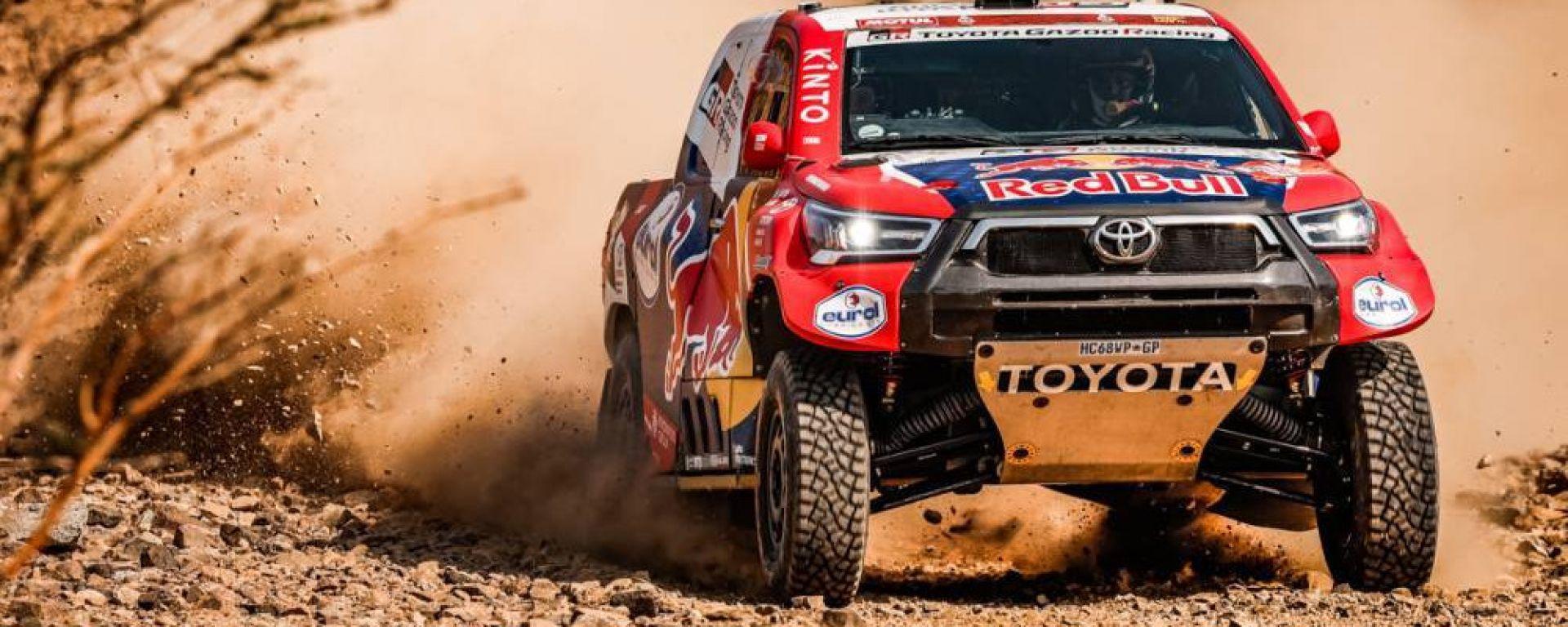 Dakar Auto 2021: Nasser Al-Attiyah (Toyota)