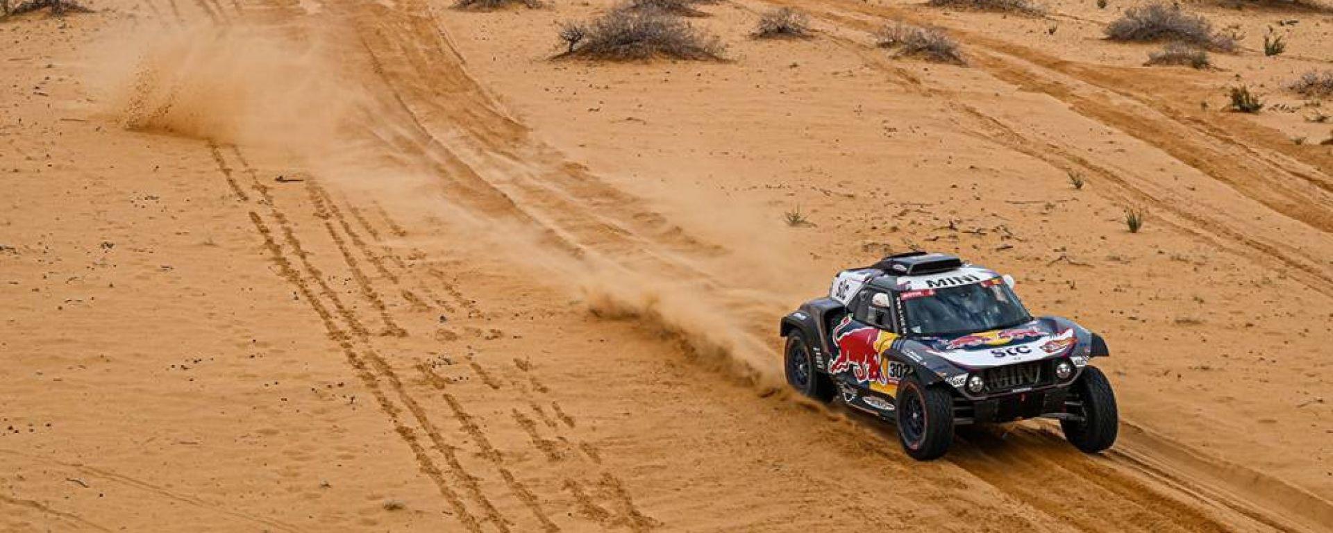 Dakar Auto 2021: Stephane Peterhansel (Mini)