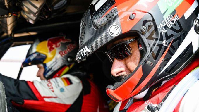 Dakar Auto 2021: Yazeed Al Rajhi (Toyota)