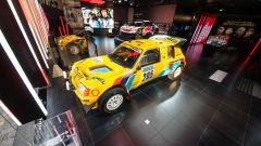 Dakar, la mitica Peugeot 205