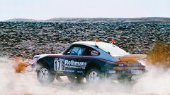 Dakar, la Porsche 911 Rally
