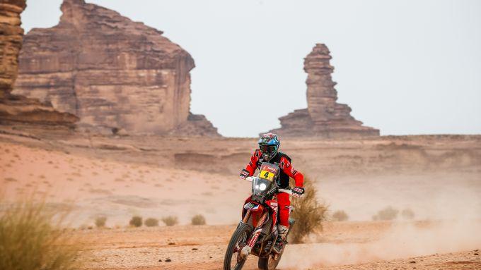 Dakar Moto 2021: José Ignacio Cornejo Florimo (Honda) | Foto: ASO Dakar