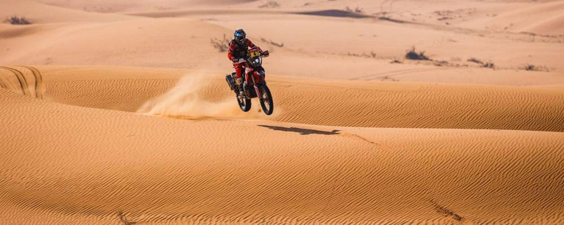 Dakar Moto 2021: Jose Ignacio Cornejo Florimo
