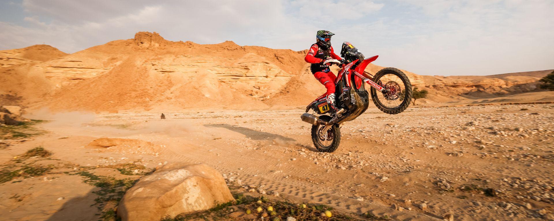 Dakar Moto 2021: Kevin Benavides (Honda)   Foto: ASO Dakar