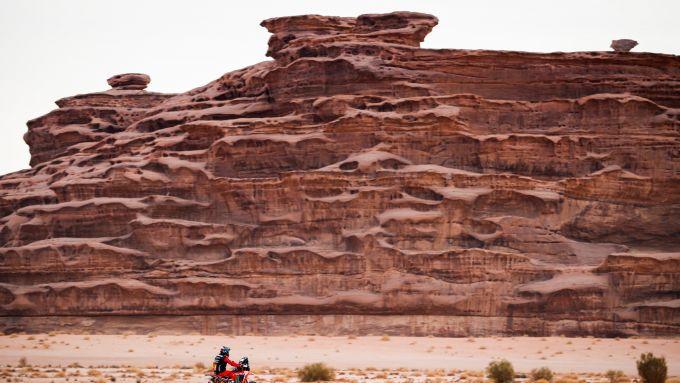 Dakar Moto 2021: Kevin Benavides (Honda) | Foto: ASO Dakar