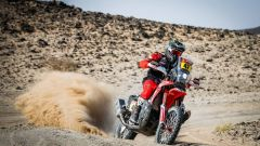 Dakar Moto 2021, tappa 4: domina Barreda, De Soultrait leader