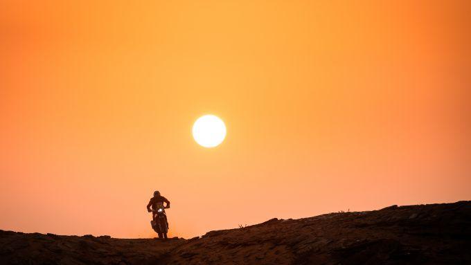 Dakar Moto 2021: Ricky Brabec (Honda) | Foto: ASO Dakar