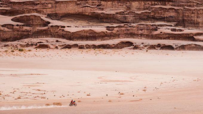 Dakar Moto 2021: Sam Sunderland (KTM) | Foto: ASO Dakar