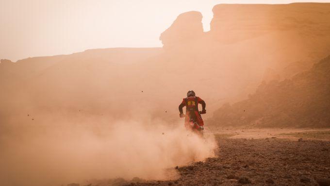 Dakar Moto 2021: Toby Price (KTM)   Foto: ASO Dakar