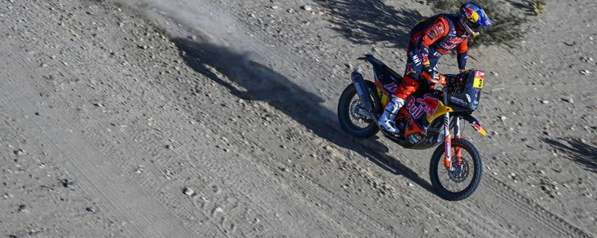 Dakar Moto 2021: Toby Price (KTM)