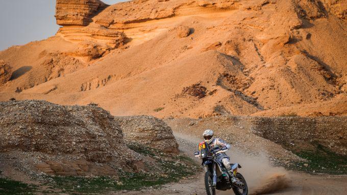 Dakar Moto 2021: Xavier De Soultrait (Husqvarna)   Foto: ASO Dakar