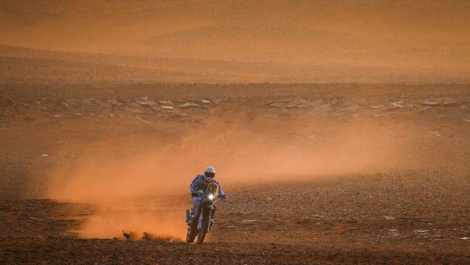 Dakar Moto 2021: Xavier De Soultrait (Husqvarna) | Foto: ASO Dakar