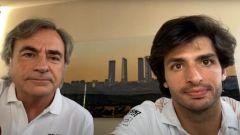 Dakar, Sainz Jr non esclude di sfidare papà in futuro