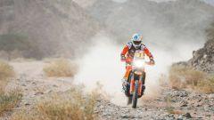 Dakar tappa 4, Kevin Sunderland (KTM)