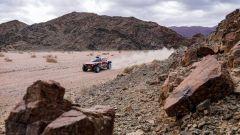 Dakar tappa 4, Stephane Peterhansel (Mini)