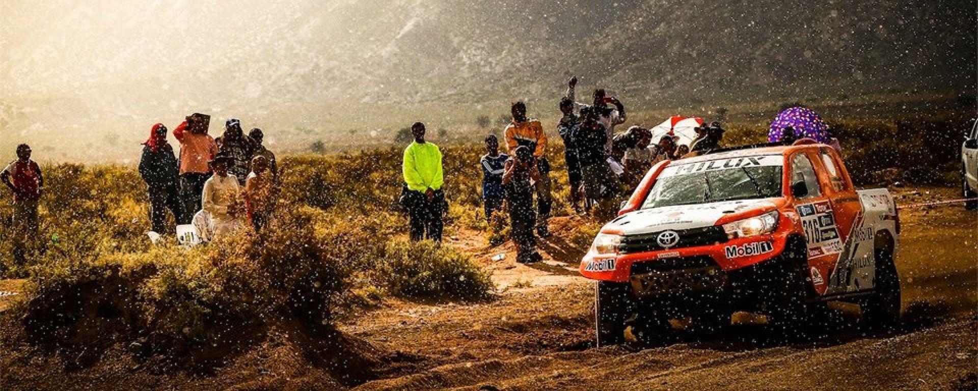 Dakar - Toyota Hilux