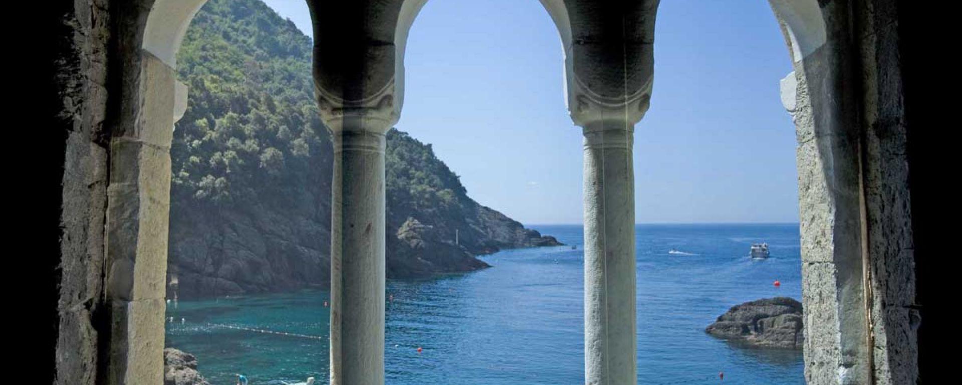 Dal Promontorio di Portofino al Parco Beigua