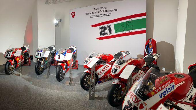Dalla 996R alla 1098R: tutte le Ducati di Troy Bayliss