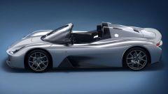 Dallara Stradale in versione roadster