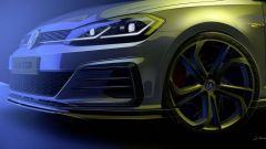 Dalle prime informazioni, la Golf GTI TCR avrà 290 CV