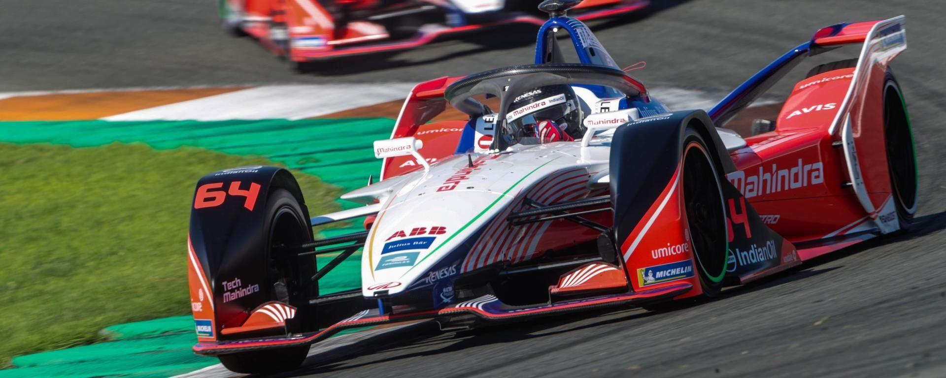 D'Ambrosio vince l'E-Prix del Marocco con la sua Mahindra