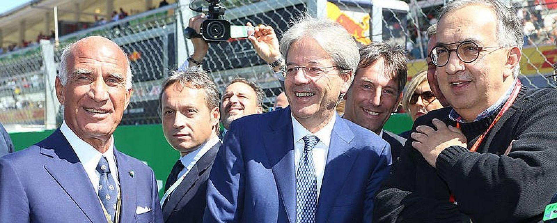 """Damiani senza mezzi termini: """"La Ferrari deve onorare Marchionne con una vittoria a Monza"""""""