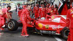 """Damiani senza mezzi termini: """"La Ferrari deve onorare Marchionne con una vittoria a Monza"""" - Immagine: 3"""