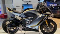 Damon Halo: 200 cv e 320 Km/h per l'elettrica premiata al CES 2020 - Immagine: 4