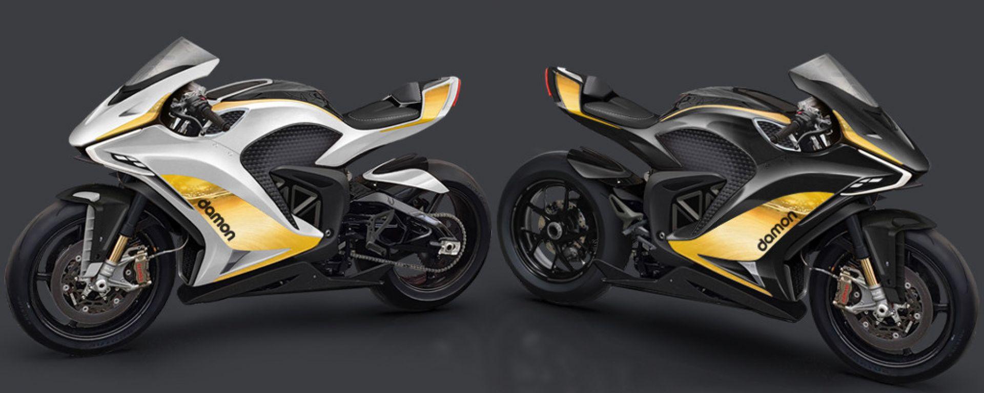 Damon: la nuova Hypersport Premier e gli accordi con Mission Motors