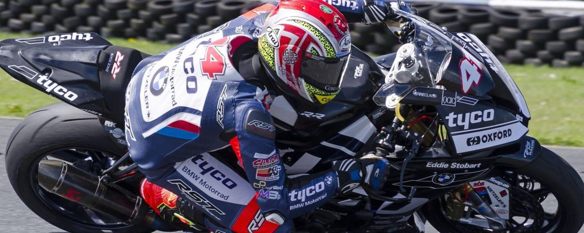 Dan Kneen ci lascia dopo un incidente nel Tourist Trophy TT 2018