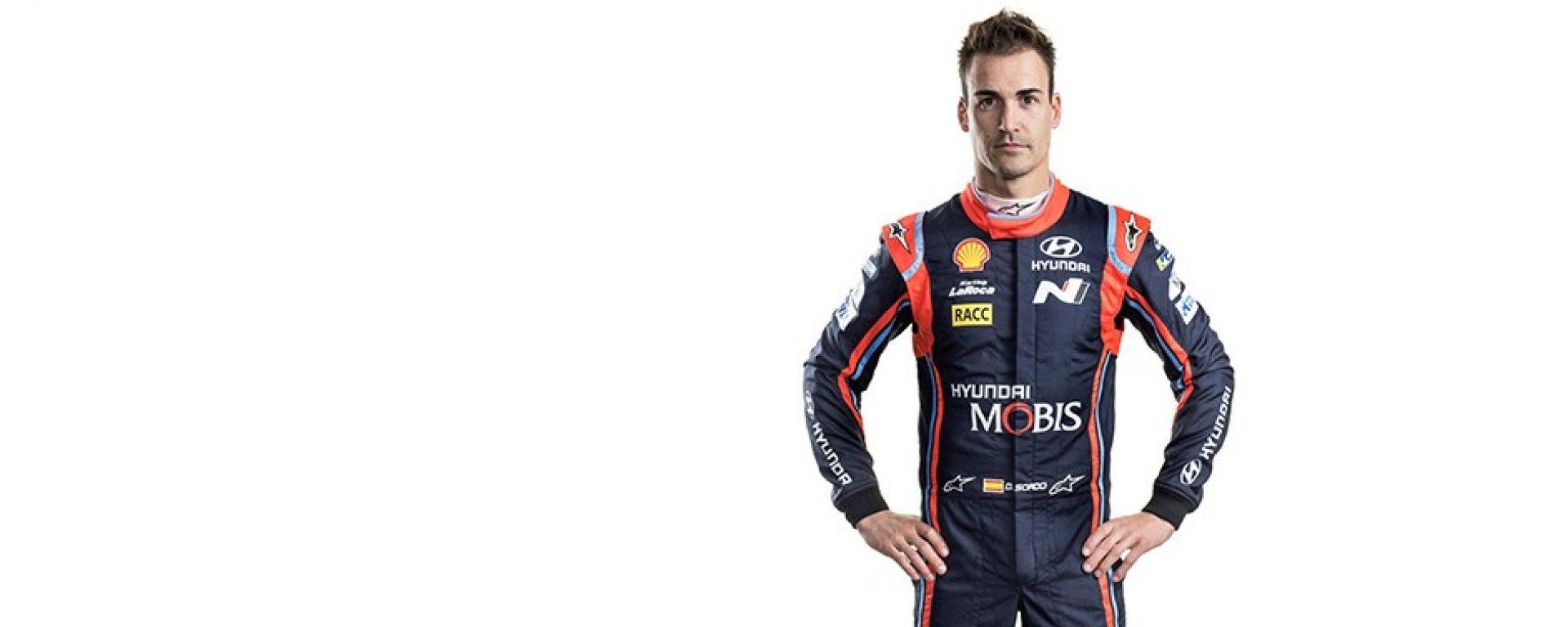 Dani Sordo - Hyundai i20 WRC