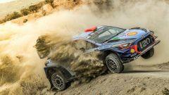 Dani Sordo e la Hyundai. Per lui solo la 10° posizione in classifica - WRC 2017, Rally Messico
