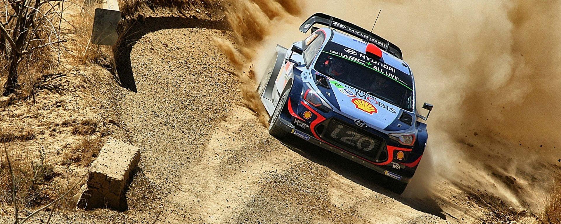 Dani Sordo - Rally del Messico 2018