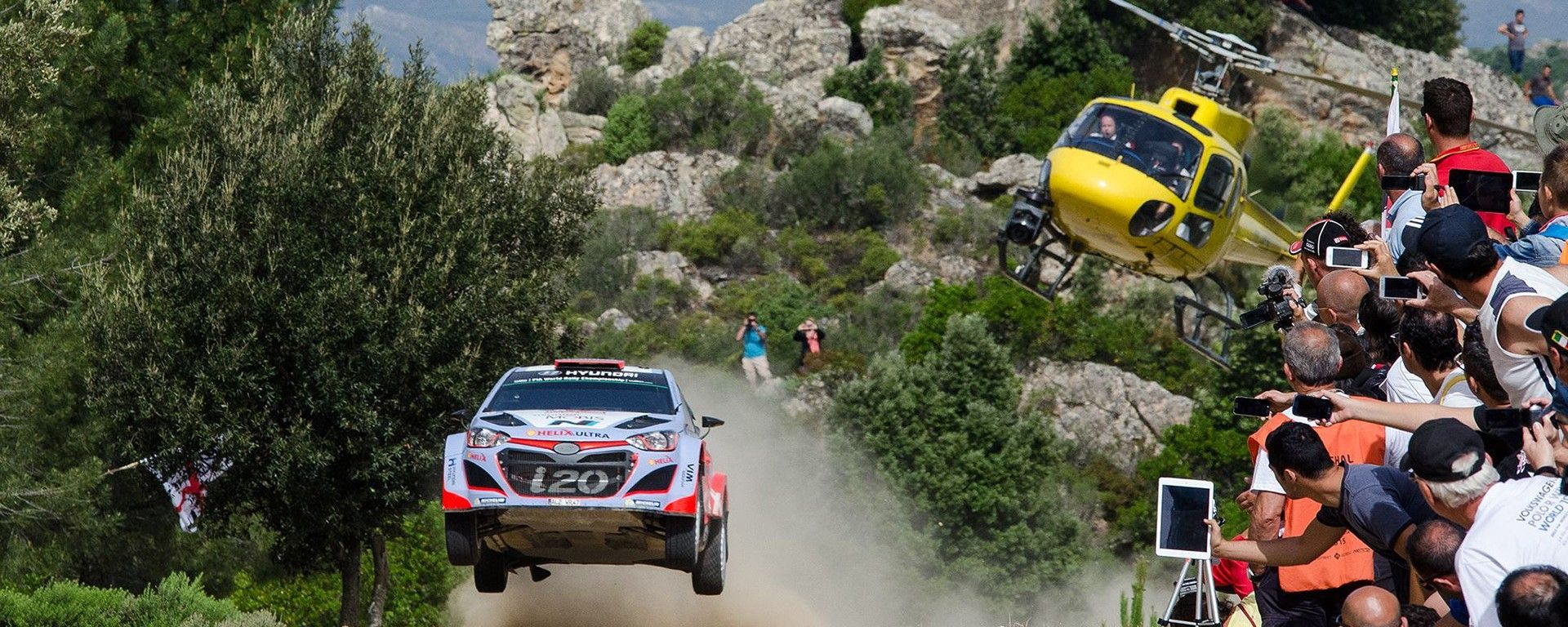Dani Sordo - WRC 2016, Rally Sardegna
