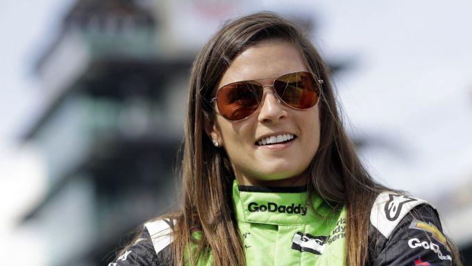 Danica Patrick velocissima pilota in Formula Indy e Nascar