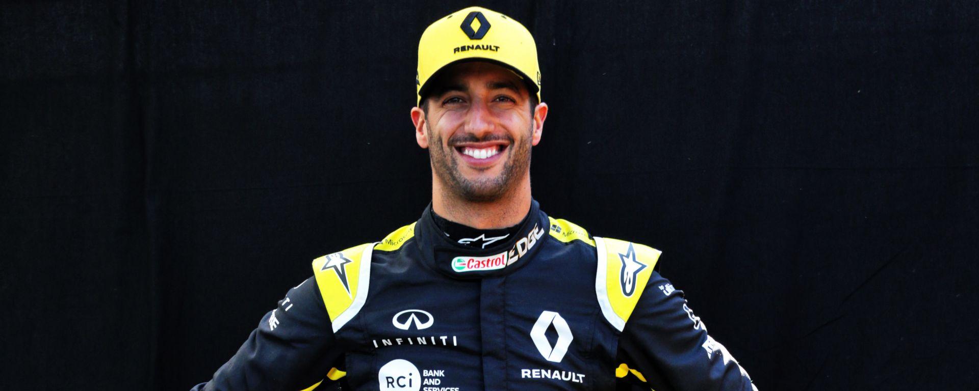 Daniel Ricciardo #3 F1 2019