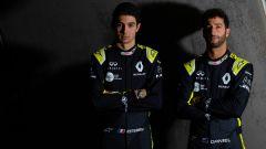 Daniel Ricciardo ed Esteban Ocon sono i piloti Renault F1 per il 2020