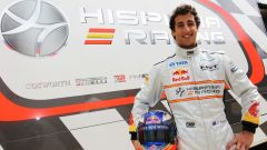 Daniel Ricciardo - Hispania Racing F1 Team (HRT) 2011