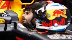 Daniel Ricciardo sulla Red Bull