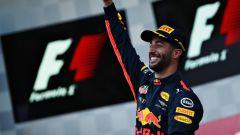 Daniel Ricciardo vince a Baku