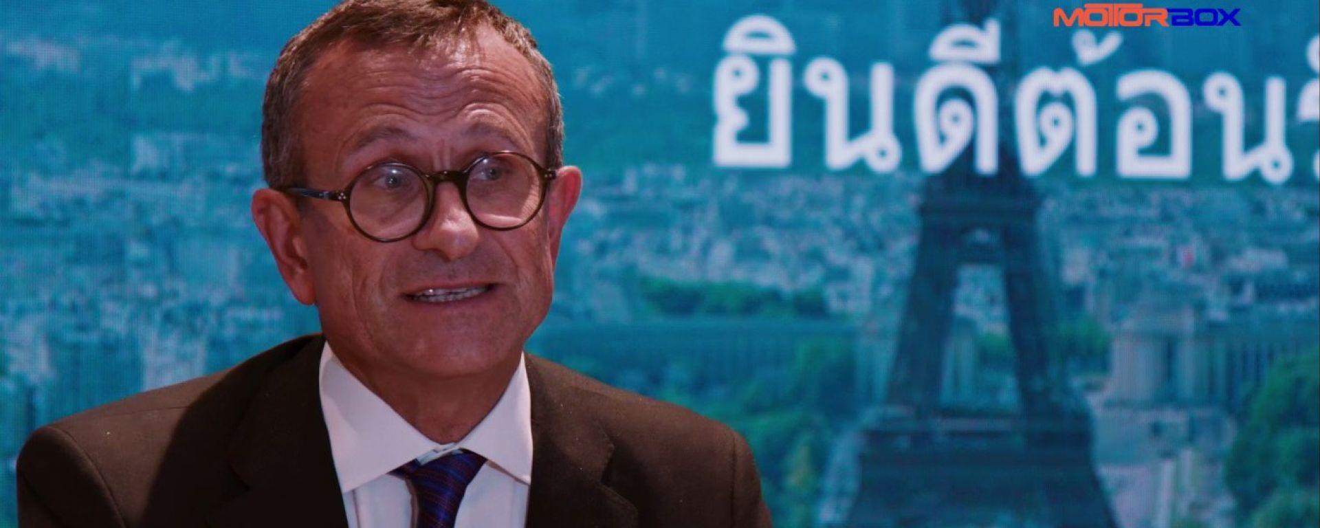 Daniele Maver, Presidente e Amministratore Delegato di Jaguar Land Rover Italia