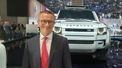 Salone di Francoforte 2019: le novità allo stand Land Rover - Immagine: 1