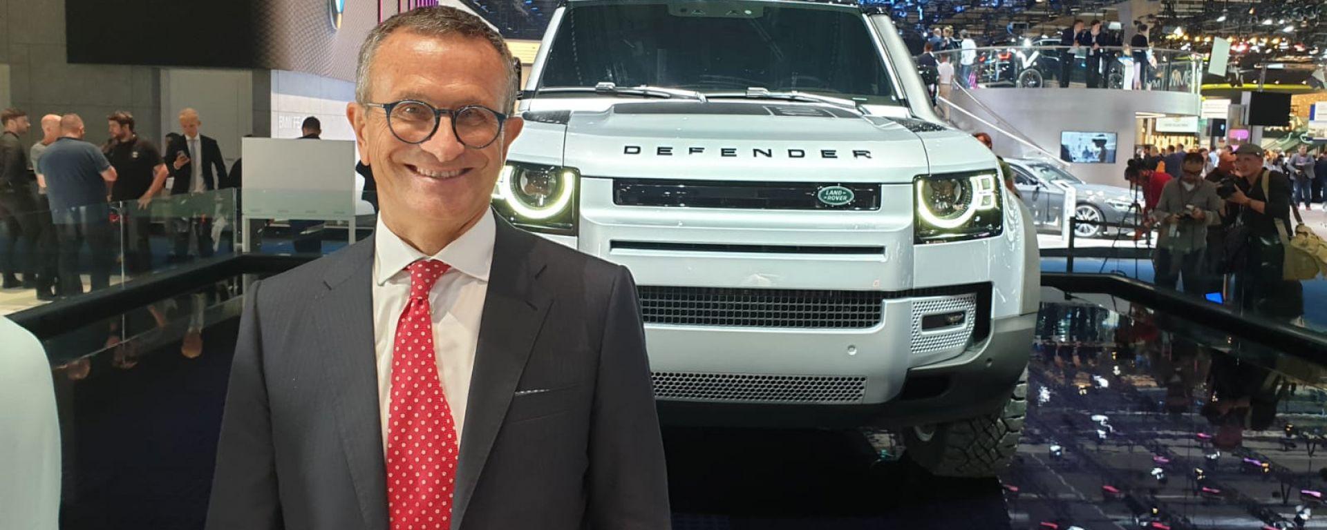 Daniele Maver Presidente e Amministratore Delegato di Jaguar Land Rover Italia