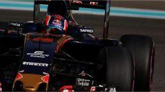 Daniil Kvyat - F1 GP Abu Dhabi