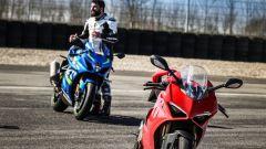 Danilo parla della Suzuki e la Ducati fa l'offesa