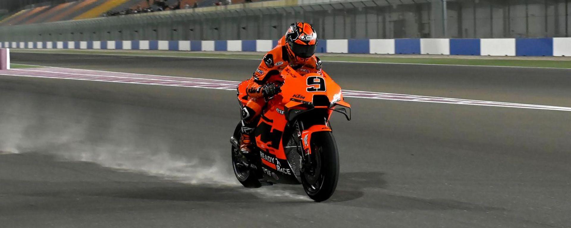 Danilo Petrucci (KTM)