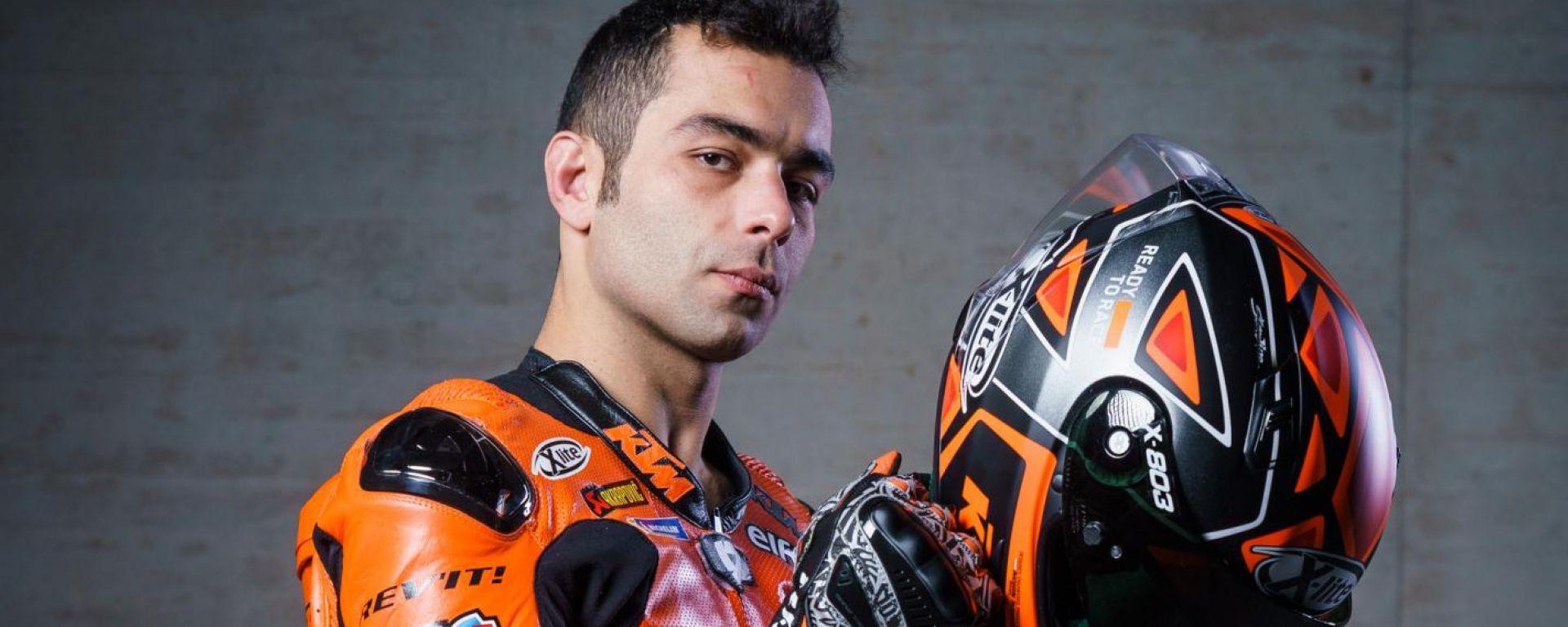 Danilo Petrucci (Red Bull KTM Tech3)