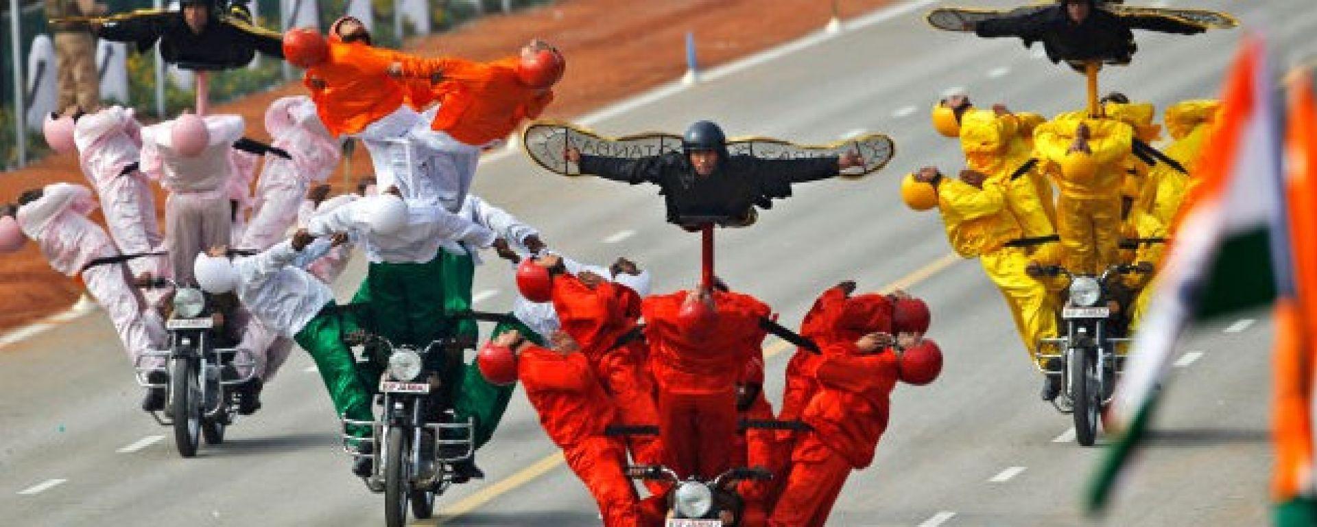 Daredevil parade